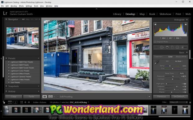 Adobe Photoshop Lightroom Classic CC 2019 Free Download - PC Wonderland