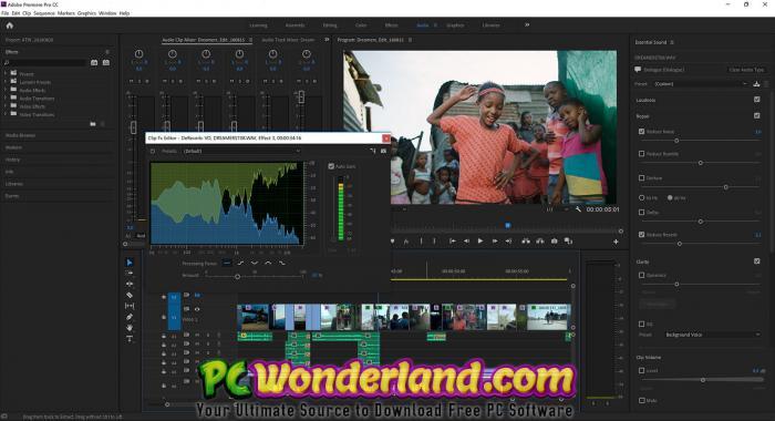 adobe premiere pro free download for pc