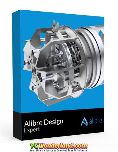Alibre Design Expert 2018.0.1 Free Download