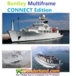 Bentley Multiframe CONNECT Edition 21 Free Download