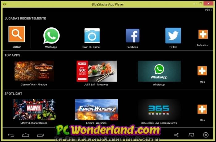 bluestacks download windows xp 32 bit