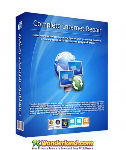 complete internet repair 2 download