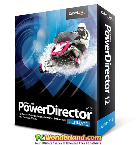 CyberLink PowerDirector Ultimate 17.0.2126.0 Free Download