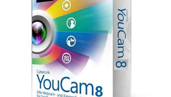 CyberLink YouCam Deluxe 8 Free Download - PC Wonderland