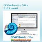 DEVONthink Pro Office 2.10.2 macOS Free Download