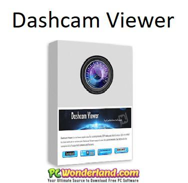 Dashcam Viewer 3 1 3 Free Download - PC Wonderland
