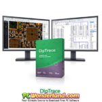 DipTrace 3 + 3D Library + Component + Language Free Download