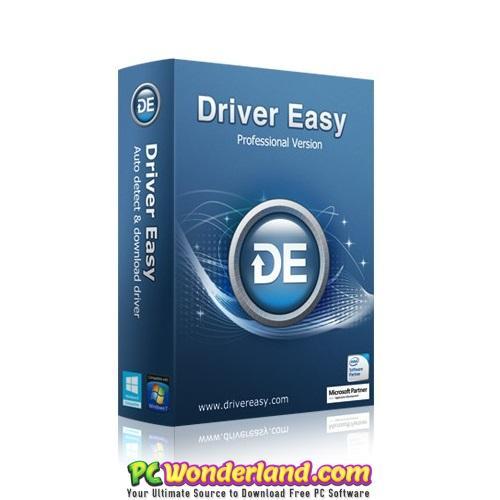 Driver Easy Professional 5 Free Download - PC Wonderland