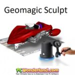 Geomagic Sculpt 2019.0.61 Free Download