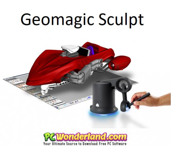 Geomagic Sculpt 2019 0 61 Free Download - PC Wonderland
