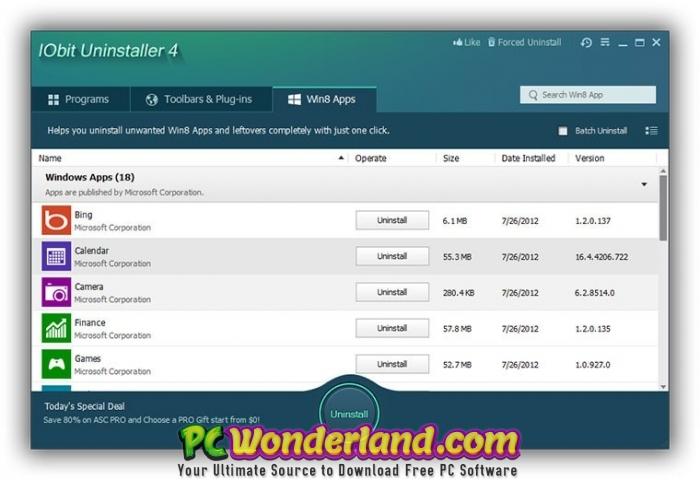 Key iobit uninstaller 8 4 pro | IObit Uninstaller Pro 8 4 0 8 Full