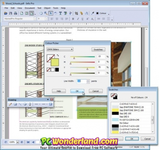 Iceni Technology Infix PDF Editor Pro 7 3 1 Portable Free Download