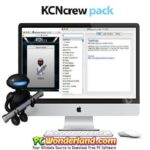 KCNcrew Pack 10-15-18 macOS Free Download