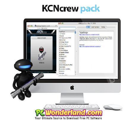 KCNcrew Pack 10-15-18 macOS Free Download - PC Wonderland