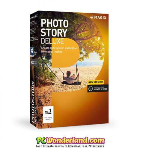 MAGIX Photostory 2019 Deluxe 18 1 1 53 Free Download - PC Wonderland