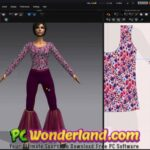 Marvelous Designer 7.5 Enterprise 4.1.101 Windows and macOS Free Download
