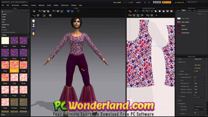 Marvelous Designer 7 5 Enterprise 4 1 101 Windows And Macos Free Download Pc Wonderland