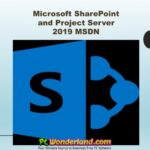 Microsoft SharePoint and Project Server 2019 MSDN Free Download