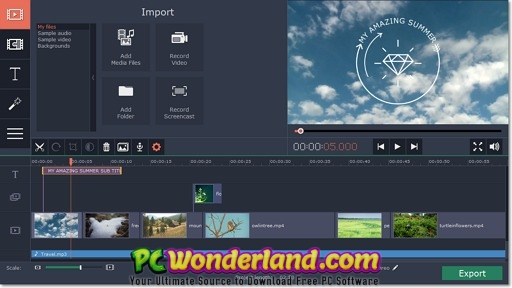 movavi video editor 15 rar download