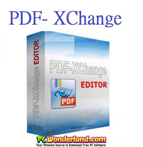 Portable Pdf Editor Freeware