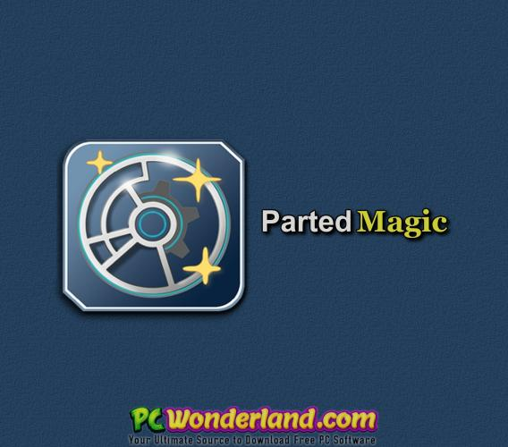 parted magic live cd free download