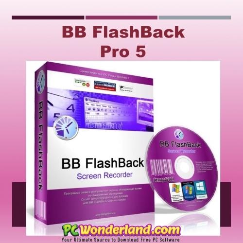 erase pro flashback