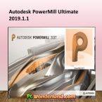 Autodesk PowerMill Ultimate 2019.1.1 Free Download