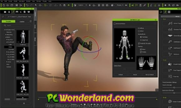 Reallusion iClone Pro 7 Free Download - PC Wonderland