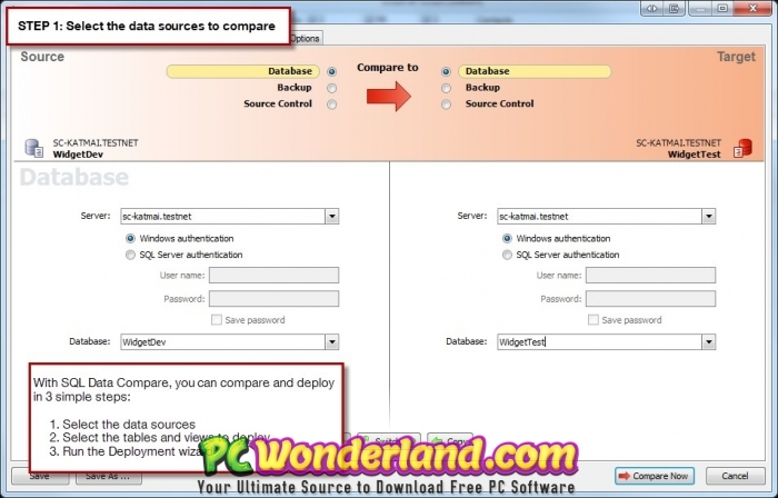 RedGate Tools for SQL Server 10 0 16 1062 Free Download - PC
