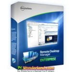 Remote Desktop Manager Enterprise 14.0.2.0 Windows 6.0 macOS Free Download