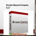 Scooter Beyond Compare 4.2.7 Free Download