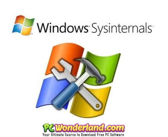 Sysinternals Suite 2018 Free Download - PC Wonderland