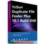 TriSun Duplicate File Finder Plus 10.1 Build 048 Free Download