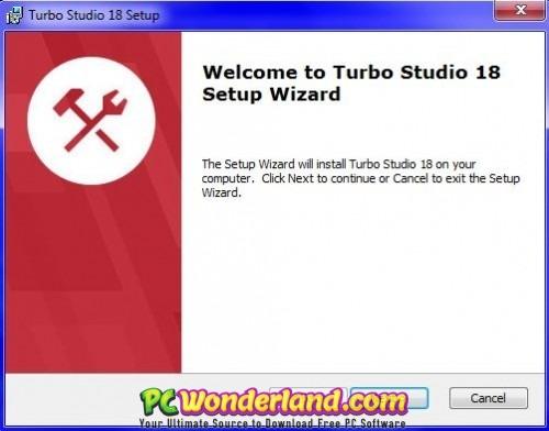 Turbo Studio 18 10 1142 Free Download - PC Wonderland