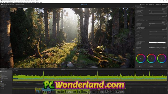 Unity Pro 2018 Free Download - PC Wonderland