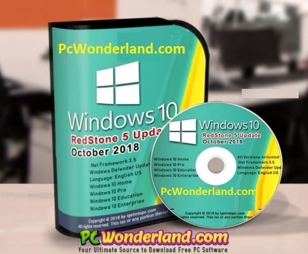 windows 10 1809 iso enterprise