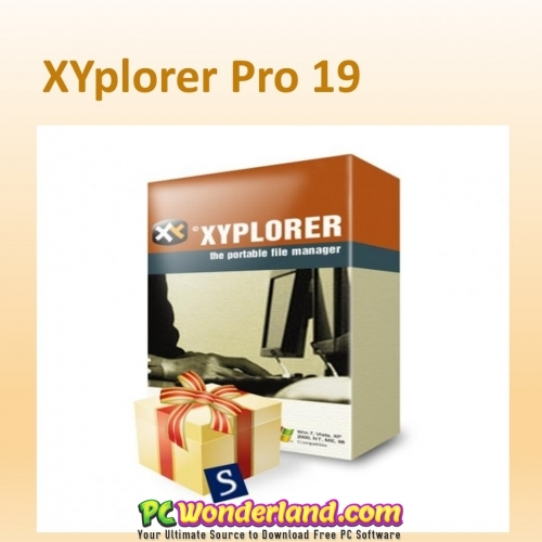 XYplorer Pro 19 Free Download - PC Wonderland
