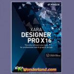 Xara Designer Pro X 16 + Portable Free Download
