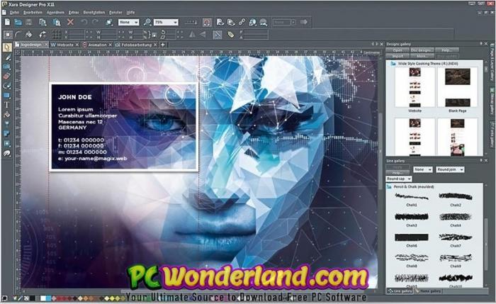 Xara Designer Pro X 16 + Portable Free Download
