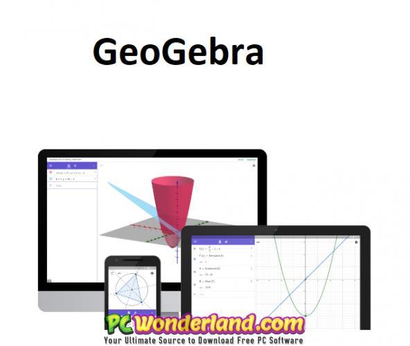 GeoGebra 6 0 503 0 Win and 6 0 489 0 macOS Free Download