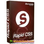 Blumentals Rapid CSS 2018 Free Download