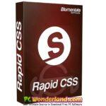 Blumentals Rapid CSS 2018 Free Download