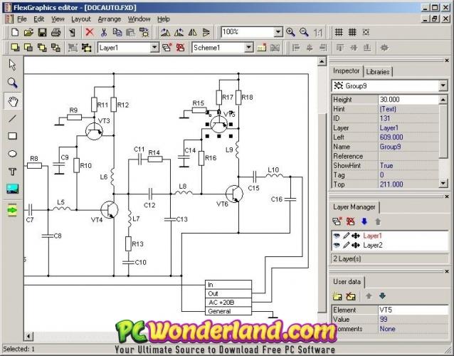 FlexGraphics 1 79 Free Download - PC Wonderland