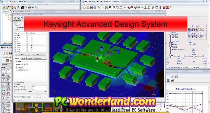Keysight Advanced Design System Free Download - PC Wonderland