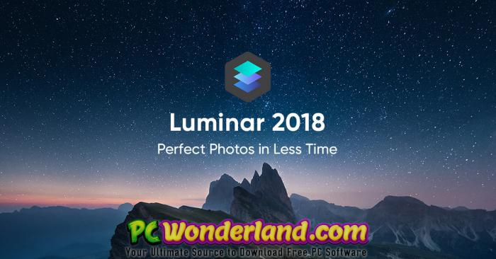how to download luminar 2018