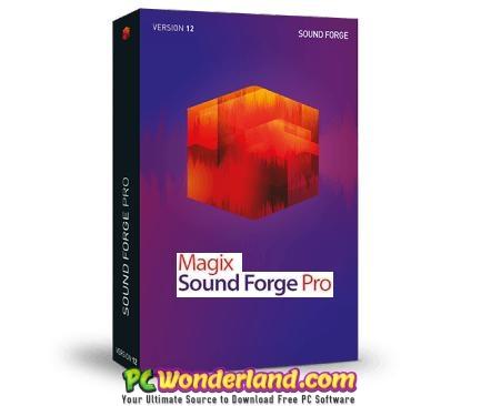 Magix Sound Forge Pro 12 Free Download Pc Wonderland