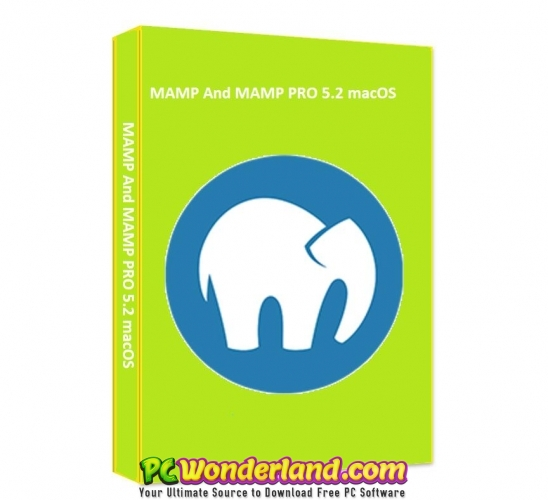 MAMP And MAMP PRO 5 2 macOS Free Download - PC Wonderland