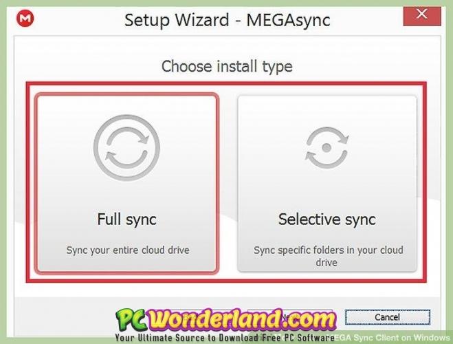 MEGAsync Free Download - PC Wonderland