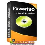 PowerISO 7 Retail Portable Free Download