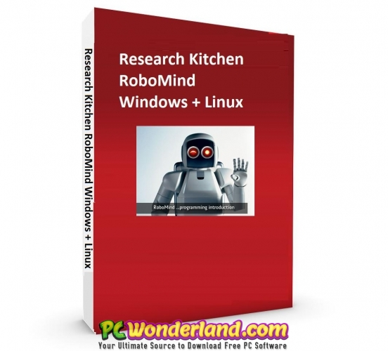 Research Kitchen RoboMind Windows + Linux Free Download
